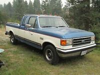 1989 Ford F-150 Pickup Truck XLT LARIAT