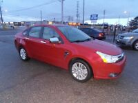 2009 FORD FOCUS SEL★;EATHER★ROOF★4 CYLINDER★EASY FINANCING Mississauga / Peel Region Toronto (GTA) Preview