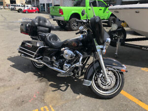2001 Harley Davidson Electra Glide Classic Touring - Stage 3