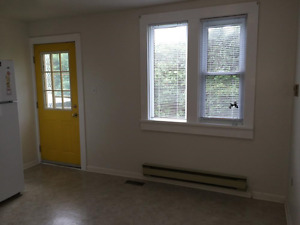 2 bed room main floor with spacious yard