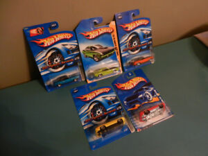 Hot Wheels Plymouth Barracuda 1970 Lot of 5 Variations