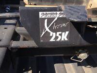 25k fifth wheel hitch