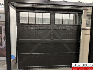 DEMO GARAGE DOOR FOR SALE 1/2 PRICE !!!!!!! CALL (905)601-8112