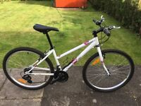 Rockrider woman's Mountain bike