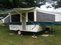 Palomino Tent Trailor, priced to sell 4600.00 firm.