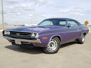 1971 Dodge Challenger RT 4-speed