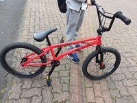 Mpg crank bmx bike