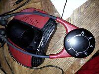 Sennheiser Cordless IR Headphones.