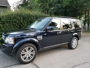 2011 Land Rover LR4 LUX HSE SUV, Crossover