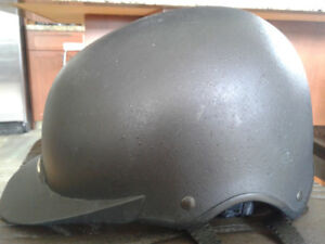 Casco Riding Helmets. Made in Germany. 1 medium, 1 large.