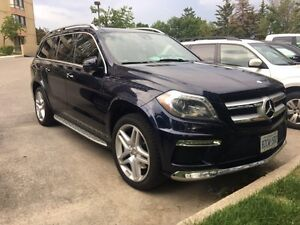 2014 Mercedes Benz GL450 4 MATIC 100% LUXURY Call Now!!!