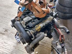 Astra mk4 G 1.8 16v engine with ancillaries