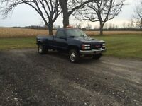 1997 gmc one ton ....
