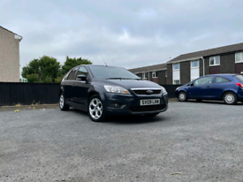 Ford focus tdci 1.6 10 month tax and 10 month mot