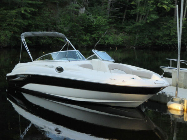 Used 2004 Sea Ray Boats 240 SUNDECK