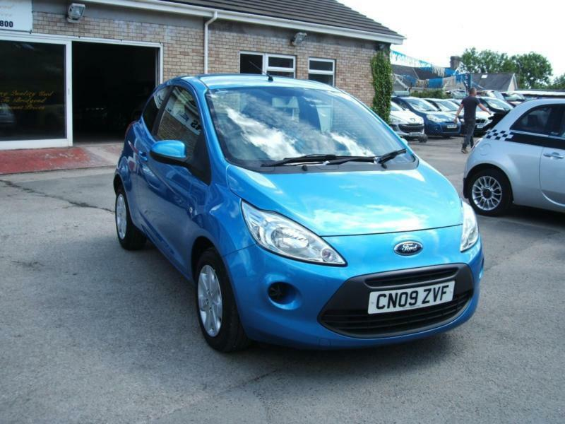 Ford Ka   Style Plus D  Road Tax In Bridgend Gumtree