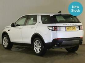2017 Land Rover Discovery Sport 2.0 TD4 180 SE Tech 5dr Auto - SUV 7 Seats SUV D