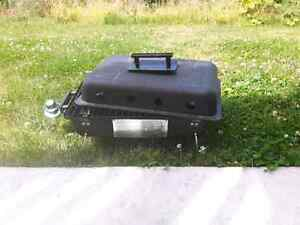 Cheap portable BBQ