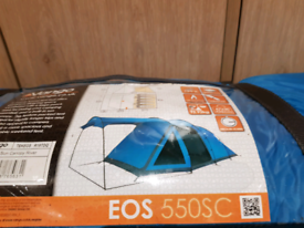 3 pole tunnel tent