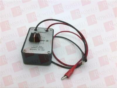 Omega Engineering Cl-302 Cl302 New No Box
