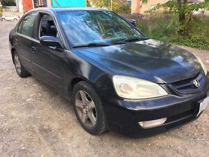 2001 Acura EL premium Sedan