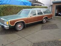 1979 Ford Other wood grain panelling Wagon