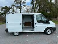 2013 Ford Transit Ex BT SWB PANEL VAN Panel Van Diesel Manual