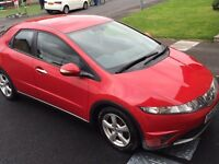 Honda Civic SE I-Vtec 1.8 petrol