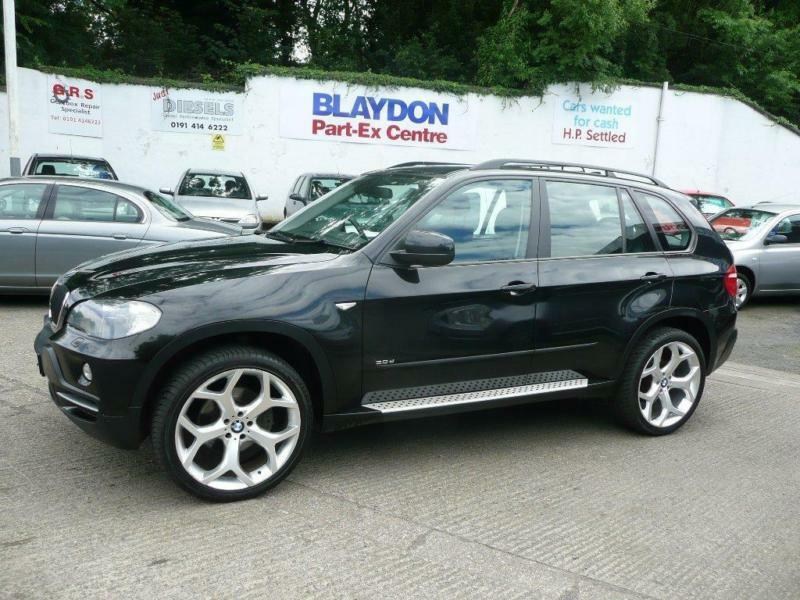 2008 bmw x5 3 0 30d se 5dr in blaydon on tyne tyne and wear gumtree. Black Bedroom Furniture Sets. Home Design Ideas