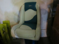 2 Molded Wise Helm Chairs