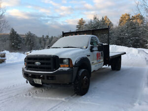 2006 Ford F-550 Flatbed