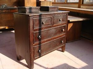 old dresser with patina to die for
