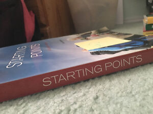 STARTING POINTS by Tepperman SOC 100 TEXTBOOK