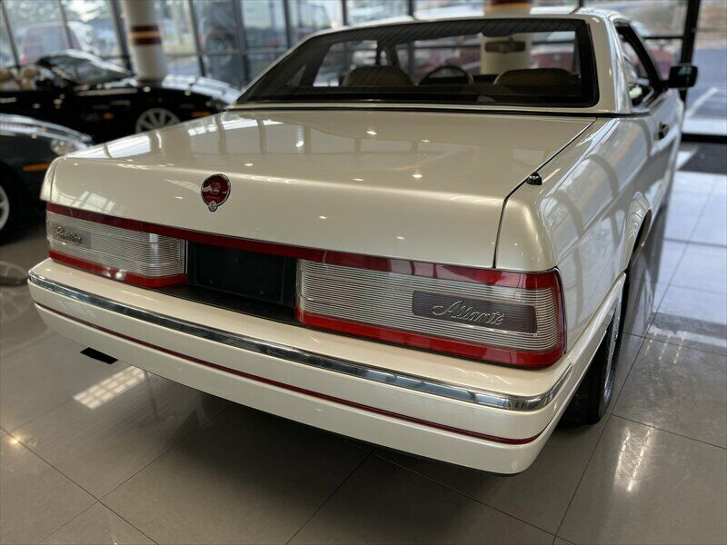 1988 Cadillac Allante, Pearl White with 111550 Miles available now!