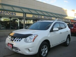 2013 Nissan Rogue, AWD, Sunroof, Alloys, Special Edition, Mint