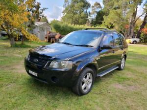 2004 Ford Territory TS 4x4