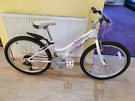 24inch Claud butler radience mountain bike in good working condition