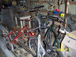 Assorted bikes for spares or re- furbishment Stratford Kitchener Area image 4