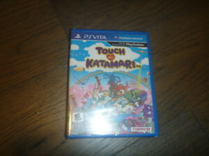 Touch My Katamari(sealed) OOP PS VITA