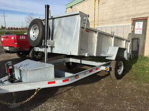 DUMP TRAILERS BY CRAMERO TRAILERS WINTER SPECIAL