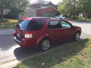 2009 Ford Taurus X Limited AWD SUV, Crossover