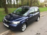 2004 Mazda 2 1.4 TS2-12 months mot-service history-exceptional car-great value