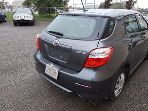 2011 Toyota Matrix Auto Certified 2 YEARS WARRANTY Included London Ontario image 3