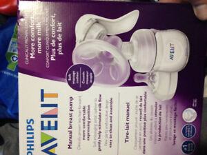 Avnet Maunal Breast Pump $50