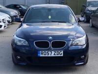 2007 BMW 5 Series 2.0 520d M Sport 4dr