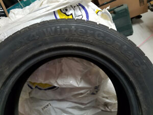 Pneus Continental 4x4 Winter Contact 235/60/R18 - 250.00