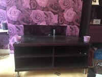 Tv cabinet/ stand mint condition great quality