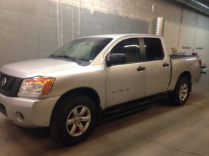 2012 Nissan Titan Truck for Sale!