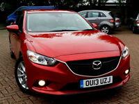 2013 Mazda6 2.2 D SKYACTIV-D SE-L 4dr FULL SERVICE HISTORY+NAVIGATION+ONE OWNER