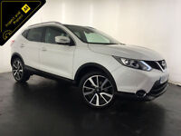 2014 NISSAN QASHQAI TEKNA DCI 1 OWNER SERVICE HISTORY FINANCE PX WELCOME